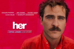 Her - Movie Poster (credit: Warner Bros.)