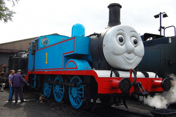 Thomas the Tank Voice Actor Quits Role