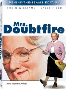 Robin Williams - Mrs Doubtfire