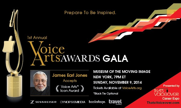 Voice Arts Awards Announced 2014 Nominees