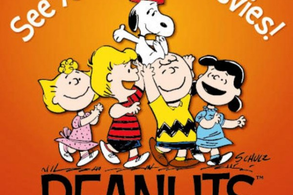 The Peanuts Gang is Coming!