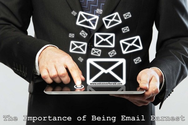 The Importance of Being Email Earnest