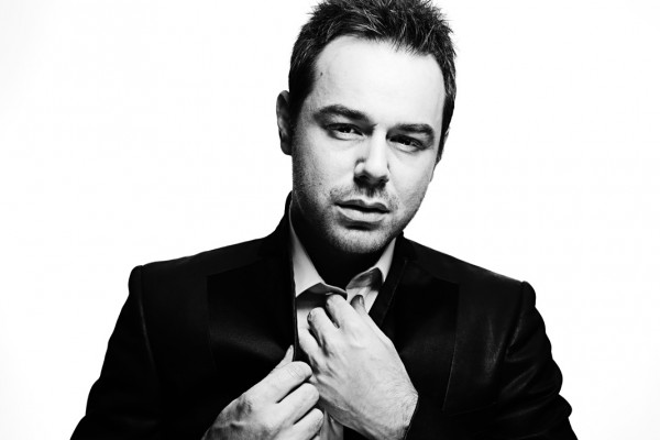 EastEnders' Danny Dyer Records a Voiceover for Bromley-By-Bow Tube