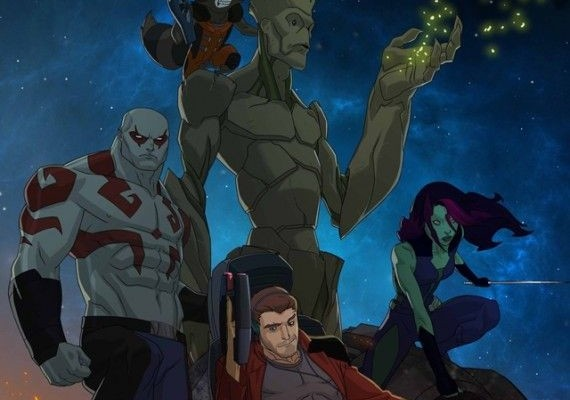 Full Voice Cast of Guardians of the Galaxy Series Revealed
