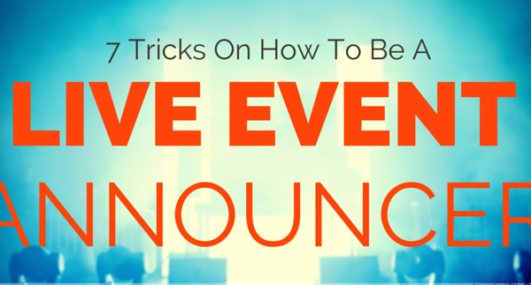 7 Simple Rules That Will Make You Great in any Live Voiceover Performance