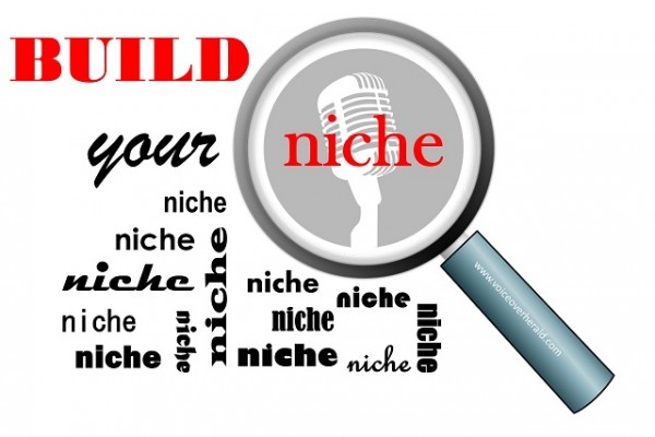 Building a Niche in the Voiceover Industry