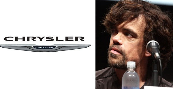 Peter Dinklage, the New Voice of Chrysler