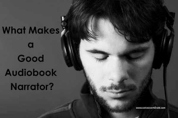 What Makes a Good Audiobook Narrator?