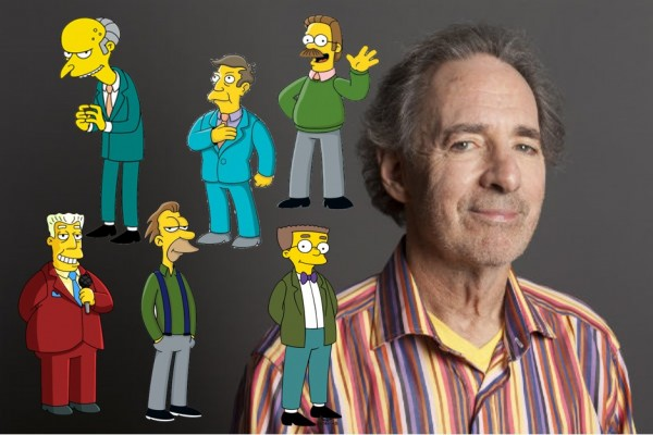 Voiceover Actor Harry Shearer Bids Goodbye to The Simpsons