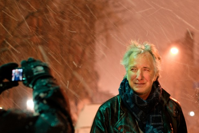 Farewell to the Great Alan Rickman
