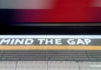The History of Mind the gap: the Voice in the crowd