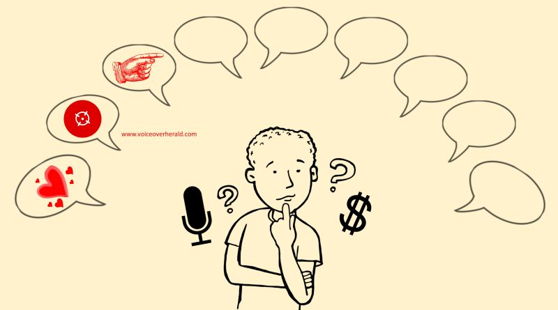 9 Mantra to Sell Yourself Better as Voice Over Actor