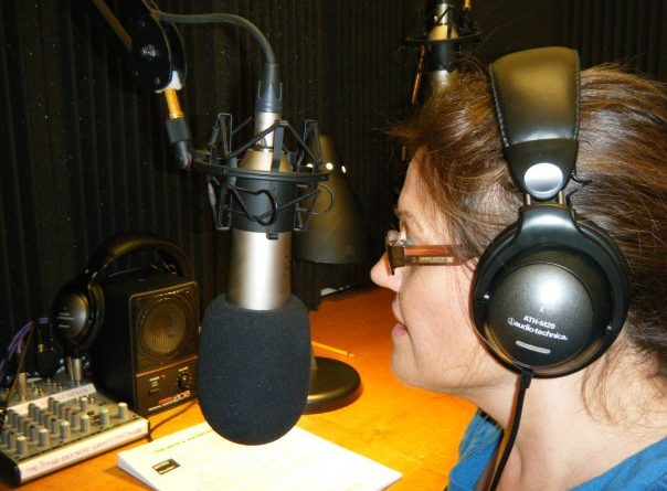 Bev Standing, a Voice Arts Awards Nominee for Outstanding Voiceover