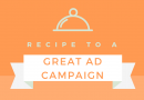 Recipe to a Great Ad Campaign