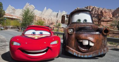 Meet the Voice Over Cast of Pixar's Cars 3