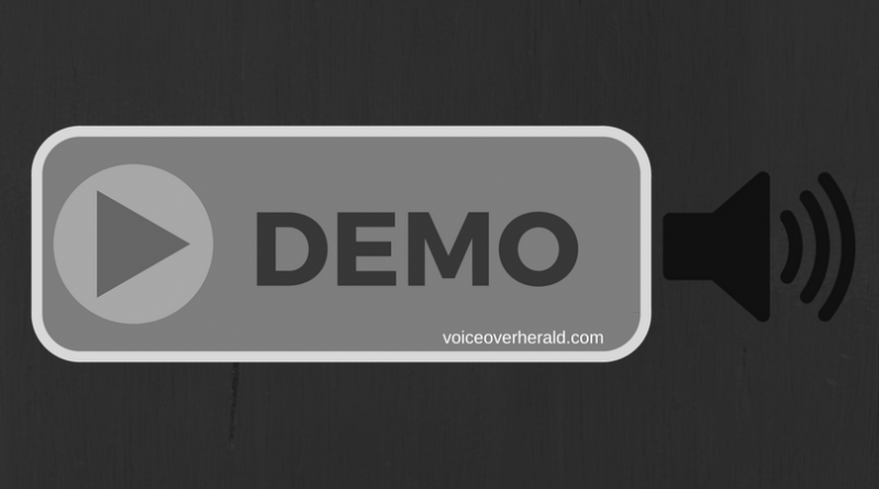 Some Do's and Don'ts in Submitting Your Voice Over Demo Reel