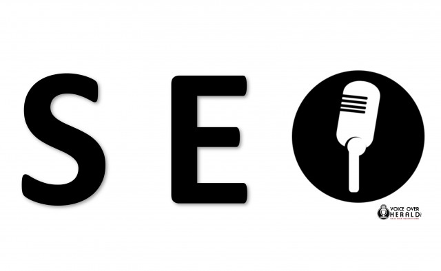 SEO for SEO for Voice Over Actors