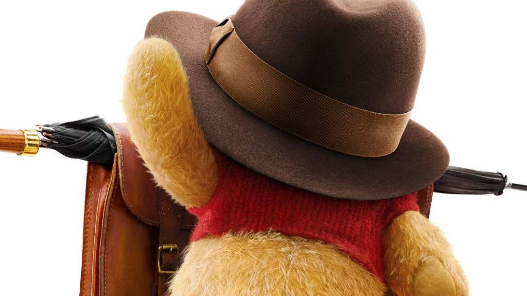 voice of pooh in christopher robin