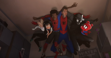 The Many Voices of Spider-Man – Spider-Man: Into the Spider-Verse